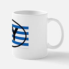 Uruguay UY Mug