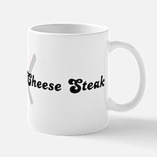 Philadelphia Cheese Steak (fo Mug