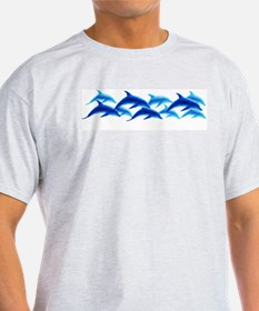 dancing dolphins T-Shirt