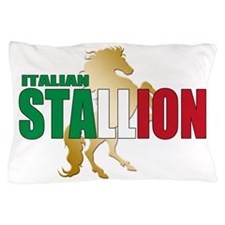 italian Stallion Pillow Case