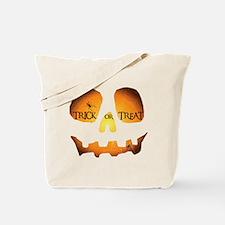 Trick or Treat Jack OLantern Tote Bag