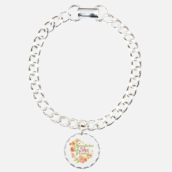 Nevertheless She Persist Bracelet
