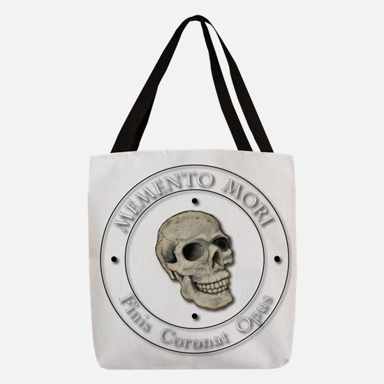 Funny Religion Polyester Tote Bag