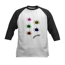 Germs on the Attack Baseball Jersey