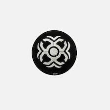Force of Nature Four Quarters Metal Mini Button