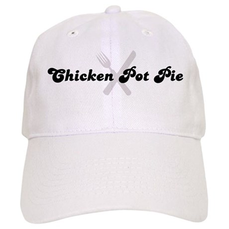 Chicken Pot Pie (fork and kni Cap