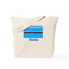Botswanan roots Tote Bag