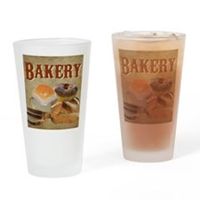 Bakery Drinking Glass