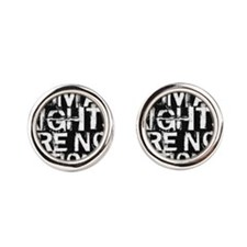 Human Rights Are Not Optional Cufflinks