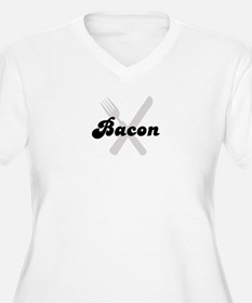 Bacon (fork and knife) T-Shirt