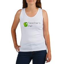 Teacher's Pet Women's Tank Top