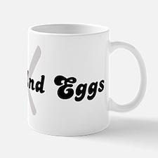 Bacon And Eggs (fork and knif Mug