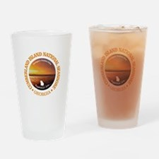 Cumberland Island NS Drinking Glass