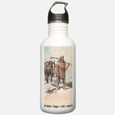 William Sublette 12x18 Water Bottle