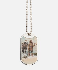 William Sublette 12x18 print Dog Tags