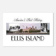 ABH Ellis Island Postcards (Package of 8)