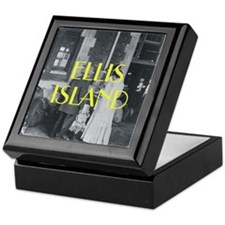 ABH Ellis Island Keepsake Box