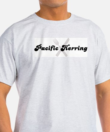 Pacific Herring (fork and kni T-Shirt