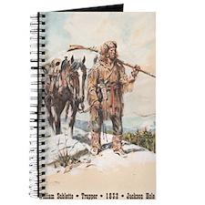 William Sublette 16x20 print Journal