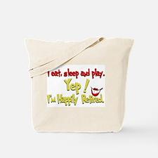 'I'm Smilin Cuz.(1):-) Tote Bag