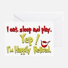 'I'm Smilin Cuz.(1):-) Greeting Cards (Package of