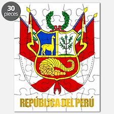 Peru COA Puzzle