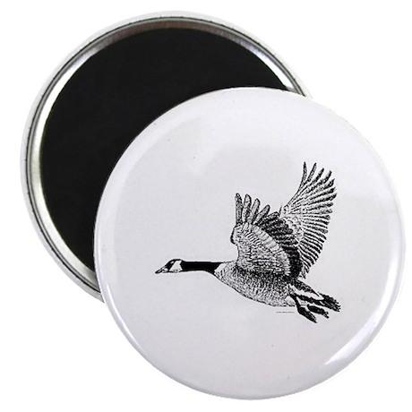 "Canadian Goose 2.25"" Magnet (10 pack)"