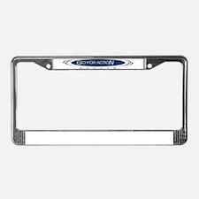 Goaction License Plate Frame