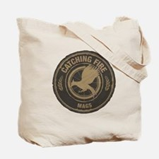 Catching Fire Mags Tote Bag