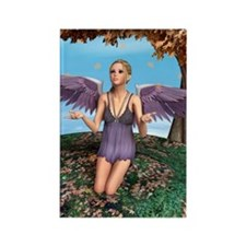 Autumn Angel Magnets