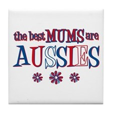 Aussie Mums Tile Coaster