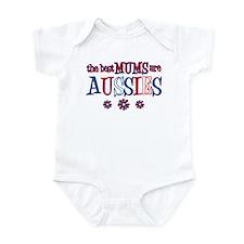 Aussie Mums Infant Bodysuit