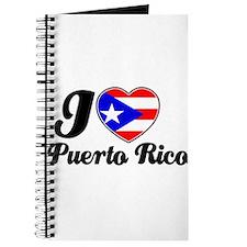 I love Puerto Rico Journal