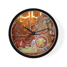 MGR Lance3 Wall Clock
