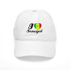I love Senegal Baseball Cap