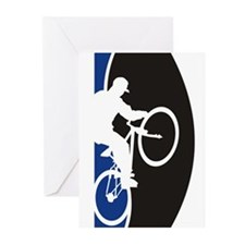 RIDING Greeting Cards (Pk of 10)