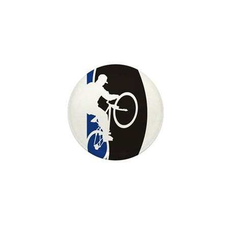 RIDING Mini Button (10 pack)