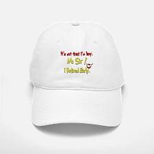 'I'm Smilin Cuz.(2):-) Baseball Baseball Cap