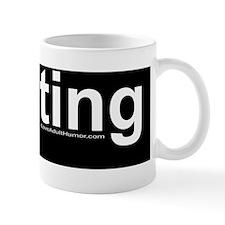 Biting Mug