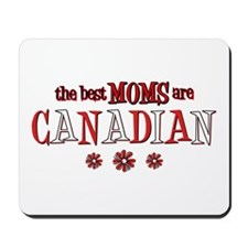 Canadian Moms Mousepad