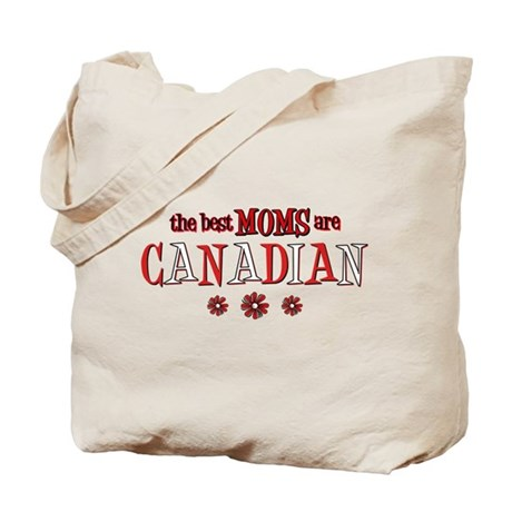 Canadian Moms Tote Bag