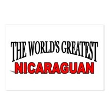 """The World's Greatest Nicaraguan"" Postcards (Packa"