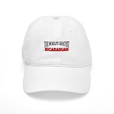 """The World's Greatest Nicaraguan"" Baseball Cap"
