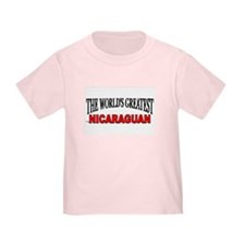 """The World's Greatest Nicaraguan"" T"