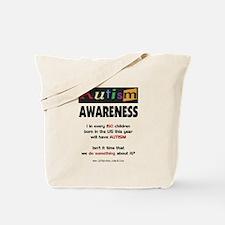 Autism:Do Something Tote Bag