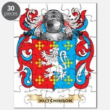 Hutchinson-England Coat of Arms (Family Cre Puzzle
