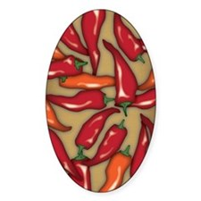 Red Chilli Peppers Decal