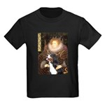 The Queen's Bernese Kids Dark T-Shirt