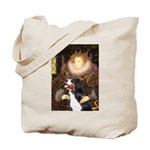 The Queen's Bernese Tote Bag