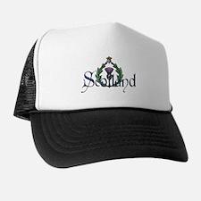 Scotland: Thistle Trucker Hat